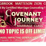 Marriage Class - Covenant Journey