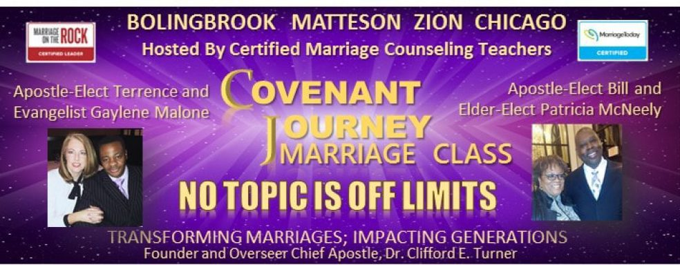 Marriage Class – Covenant Journey