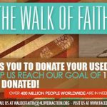 Walk of Faith Campaign