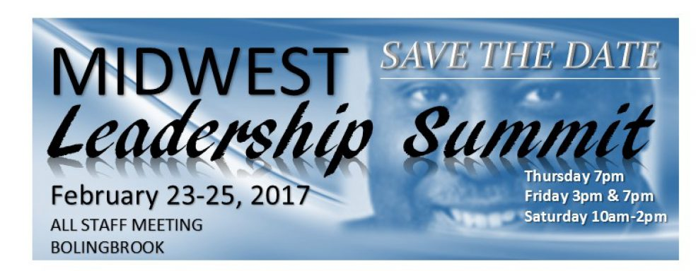 Midwest Leadership Summit 2017