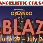 Evangelistic Crusade Orlando Ablaze