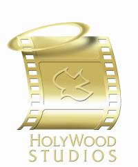 Holywood Logo White Background Logo