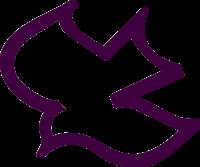 Liberty Purple Dove